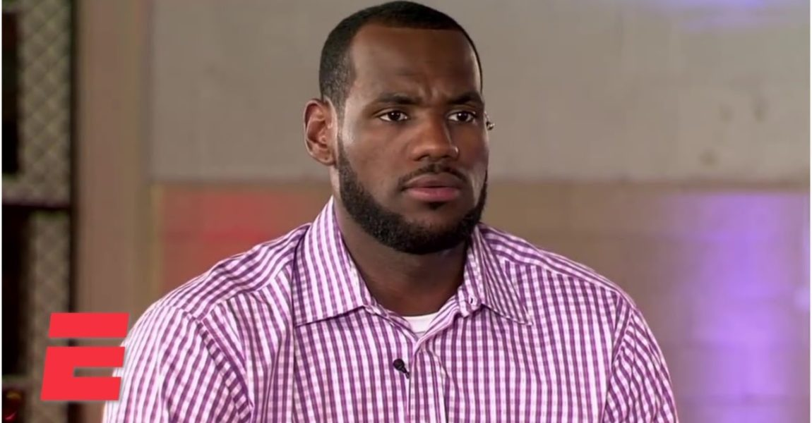 LeBron James' New Voting Rights Push